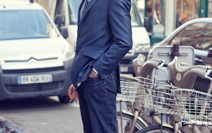 Street Style Men Paris