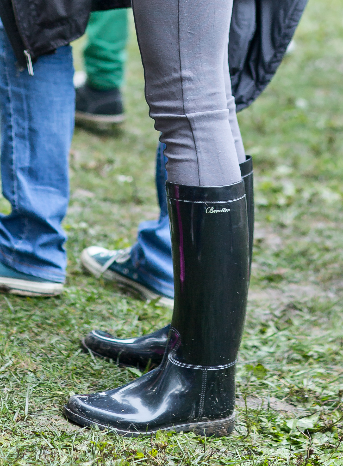Rubber Boots Time