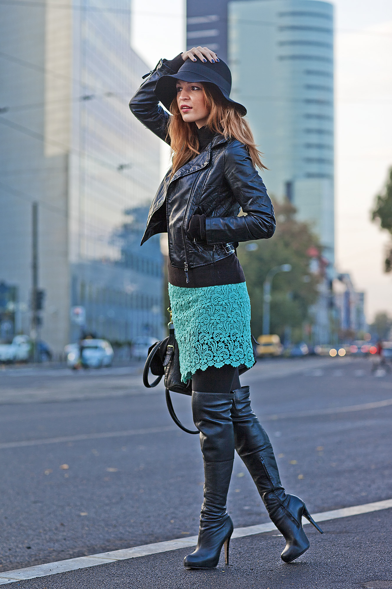 Street Fashion Bucharest