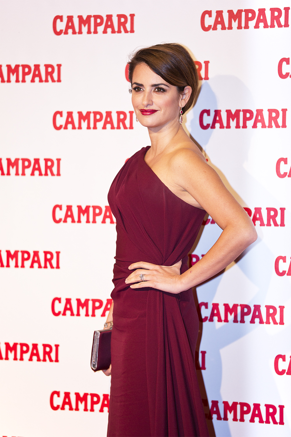 Penelope Cruz At Campari Calendar 2013 Launch