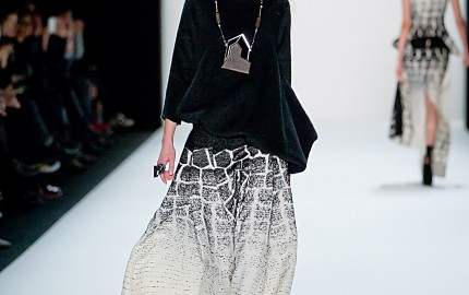 Irina Schrotter - Mercedes benz Fashion Week Berlin