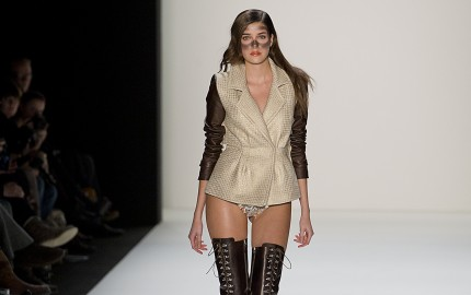 Stephan Pelger Mercedes Benz Fashion Week Berlin