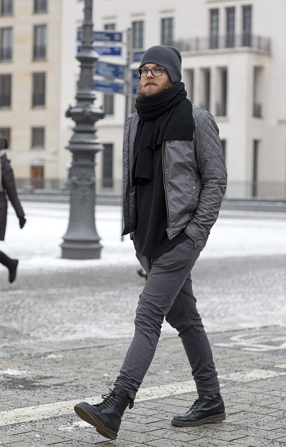 Street Fashion Men Berlin