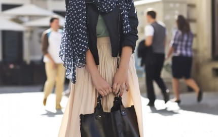 Spring On the Streets Of Bucharest