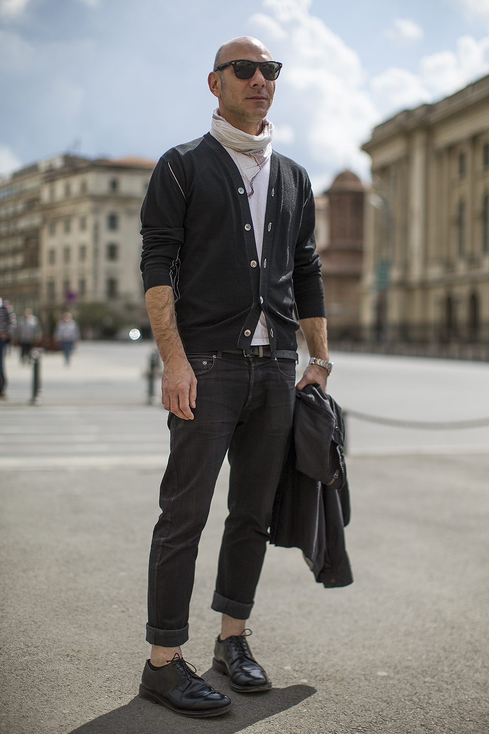 Bucharest Men Street Style