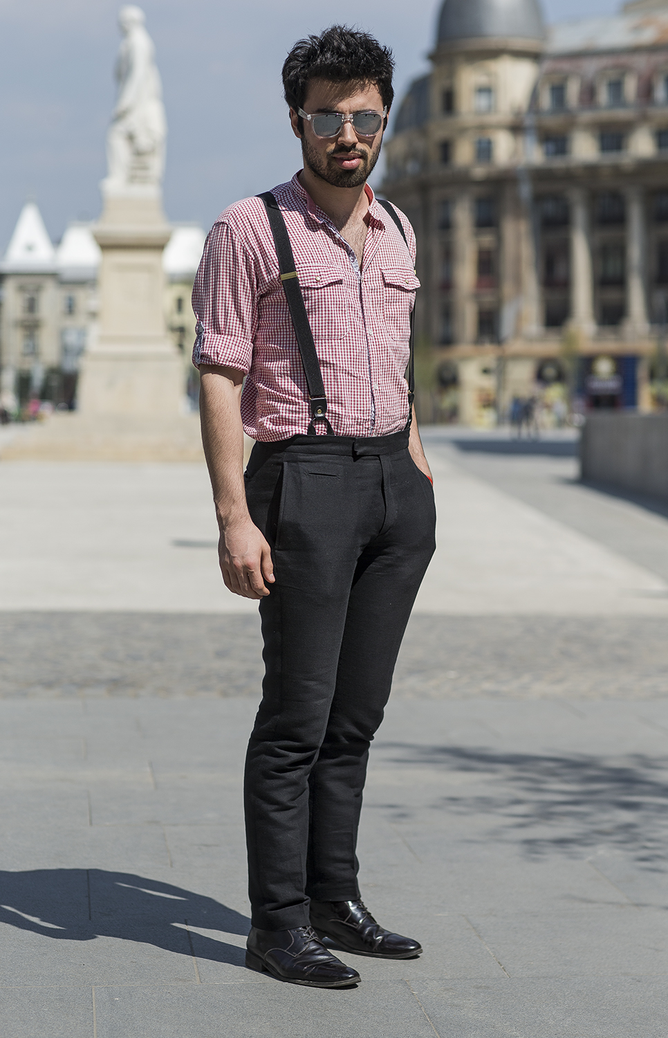 Street Fashion Men Bucharest