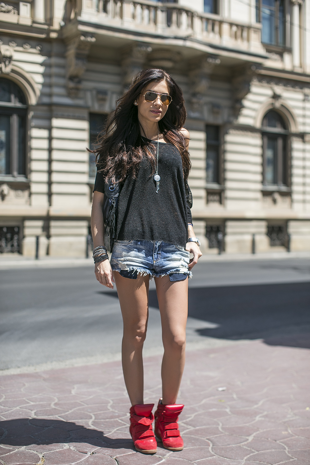Summer Street Fashion Bucharest Lightaholic