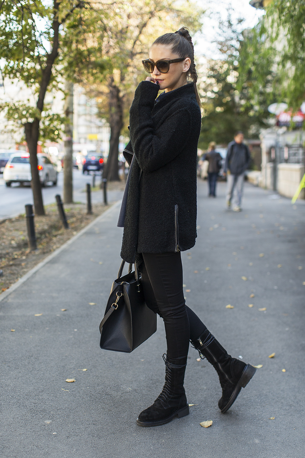 Autumn Street Style Bucharest