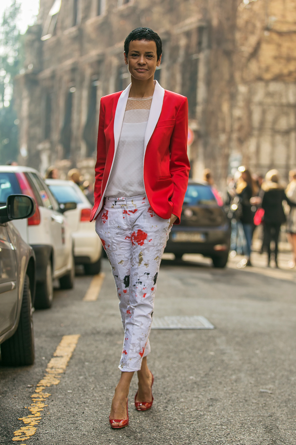 Relaxed Chic Street Style Milano Fashion Week Lightaholic