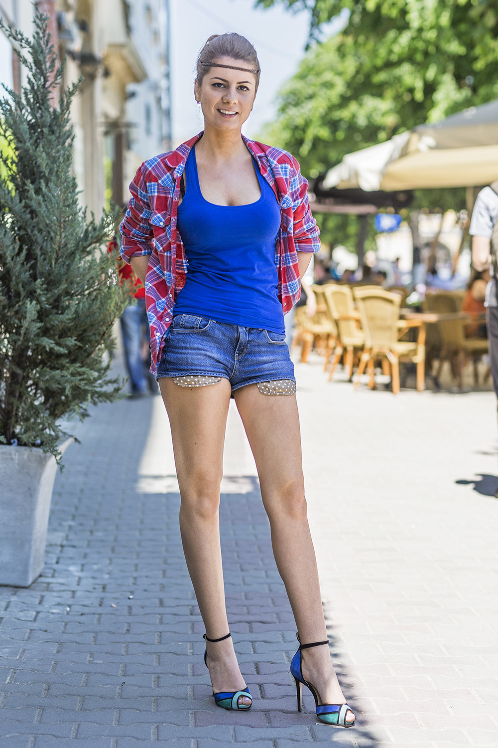 A Pinch Of PinUp Street Style In Cluj