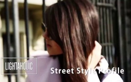Lightaholic Street Style Profile With Doina Ciobanu