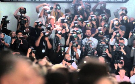 Canon Fashion Diaries. One Day With Lighaholic At London Fashion Week