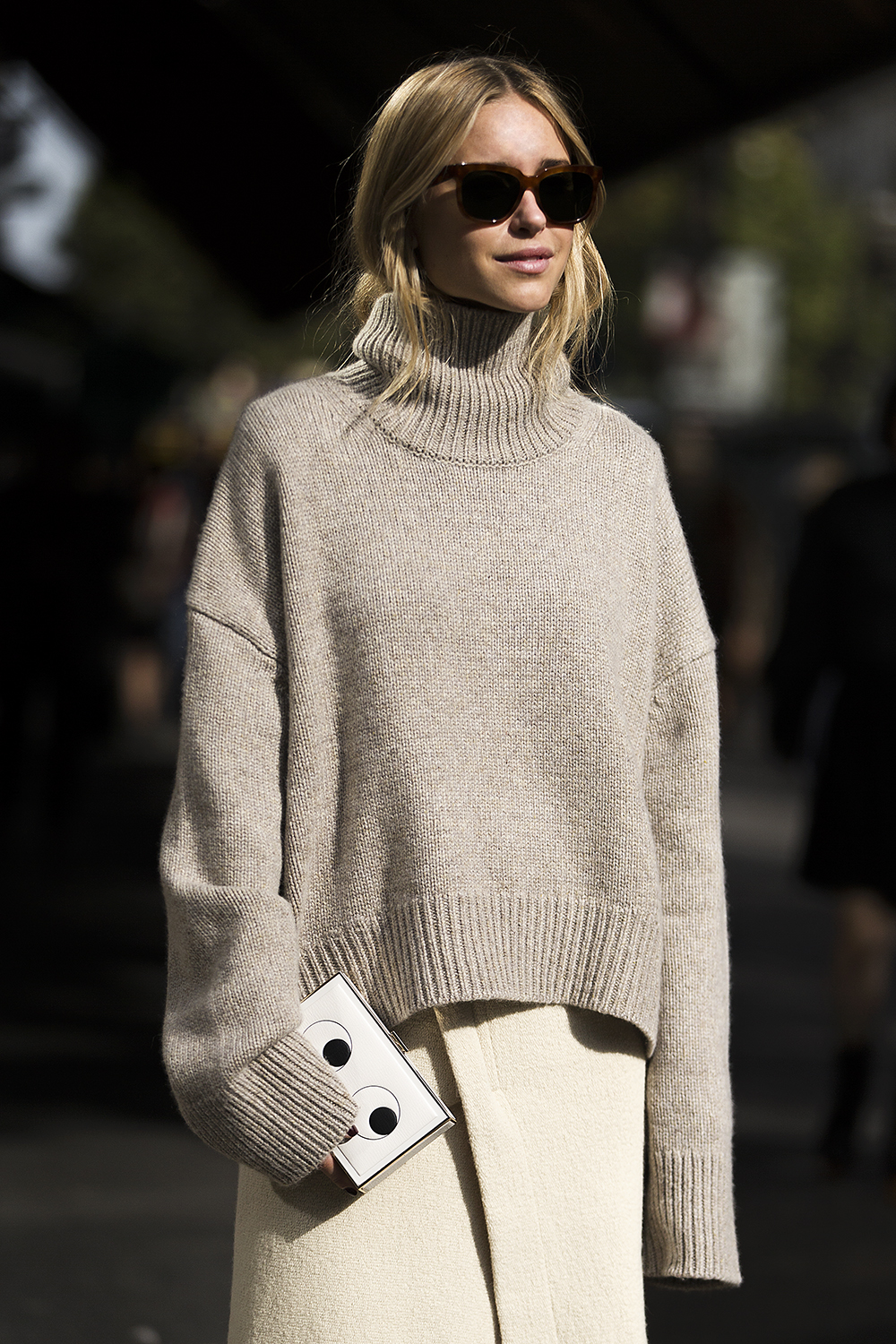 Pernille Teisbaek On the Streets Of Paris