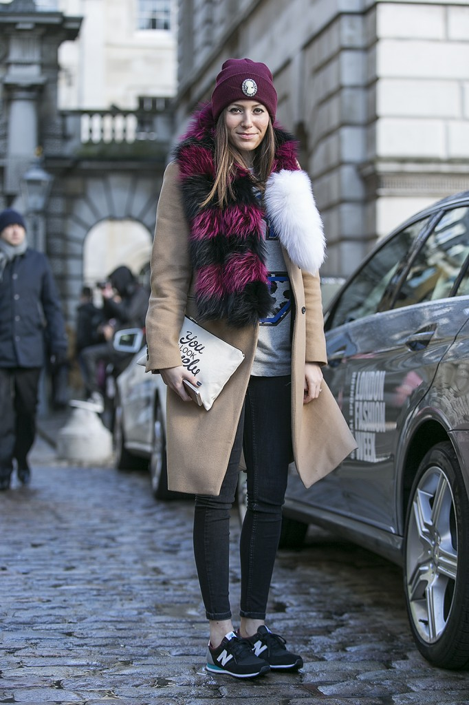 Winter Street Style London