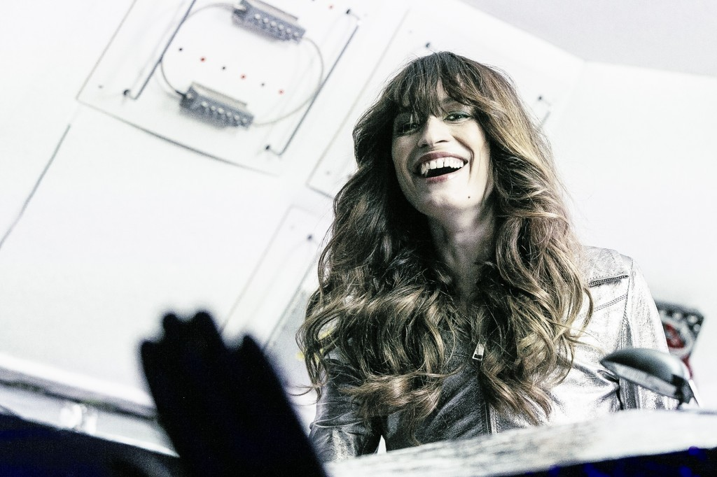 Caroline de Maigret - HM Party Paris