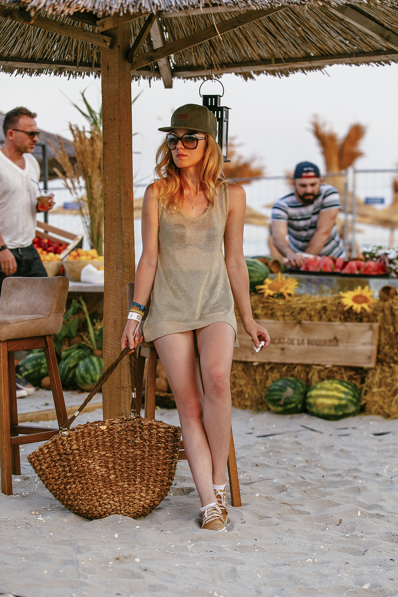 # festivalchic From Dunhill Taste Makers Sunset Festival