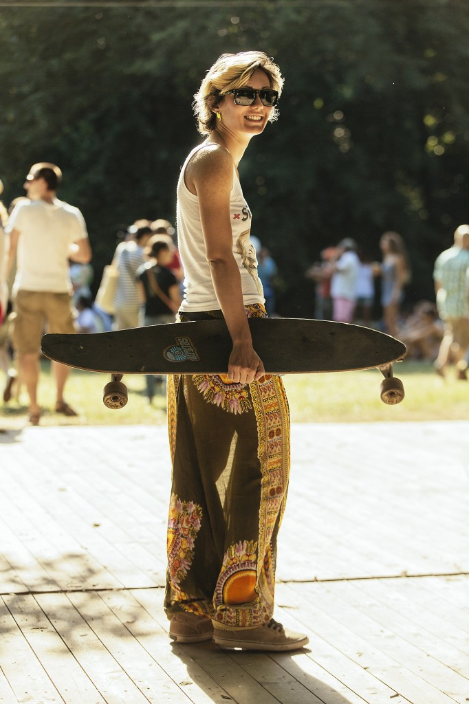 Summer Well Long Board