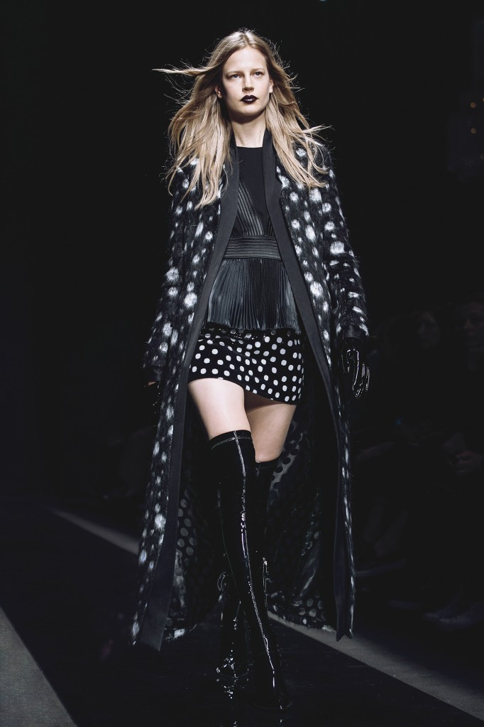 50 Years Of Celebrating Beauty. Emanuel Ungaro AW15/16.